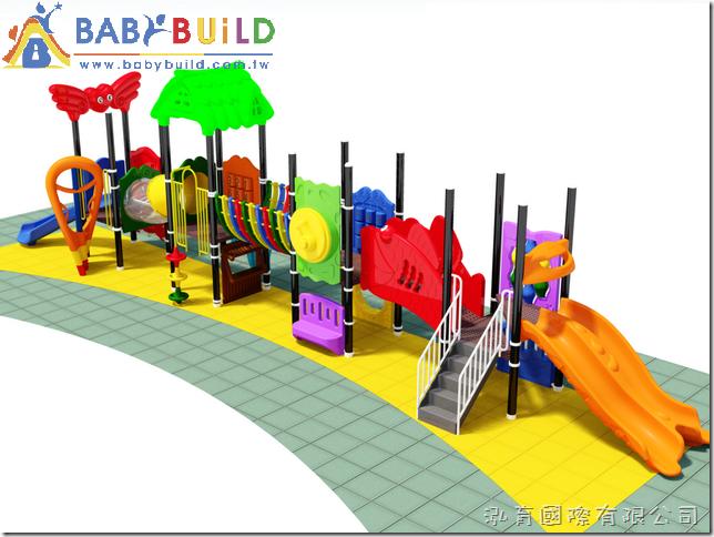 BabyBuild 協助學校「改善遊戲設施」預算申請規劃