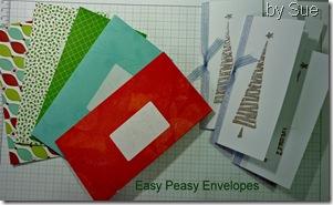 11 Nov Sue Envelopes