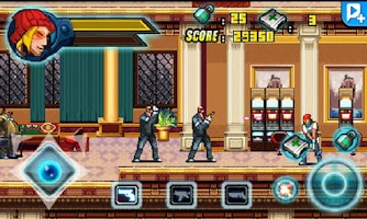 Screenshot of Extreme: Impossible Mission