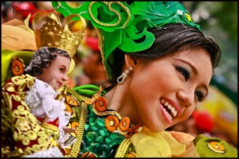Sinulog Festival Queen 2011