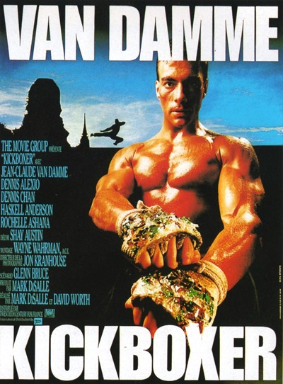 Kickboxer 1989 movie review jean claude van damme