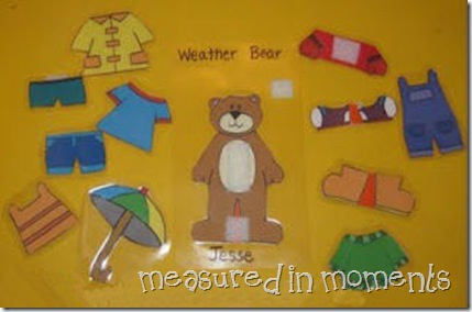 Jesse Bear Weather Bear pic 1