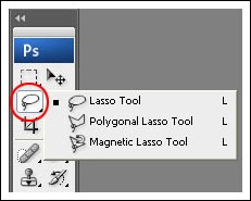 lasso-tool
