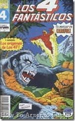 P00115 - Los 4 Fantásticos v1 #117