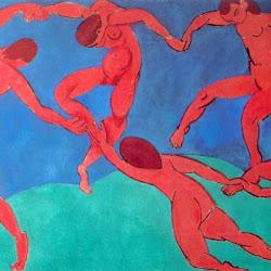 04.- Matisse. La Danza