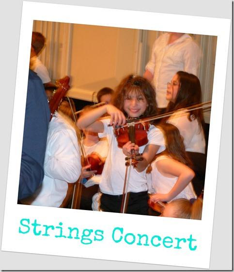Strings Concert