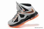 lbj10 fake colorway lava 1 01 Fake LeBron X