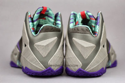 nike lebron 11 gr terracotta warrior 7 03 Nike LeBron XI (11) Terracotta Warrior Available on eBay