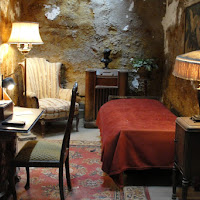 Al Capone's Cell at Eastern State University