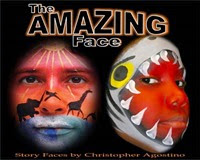 The Amazing Face Graphic