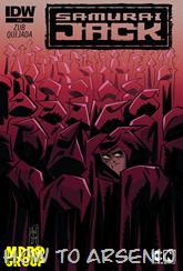 Actualización 02/04/2015: Samurai Jack - Se Agrega el numero 16, Gracias a los chicos de MDB Group.