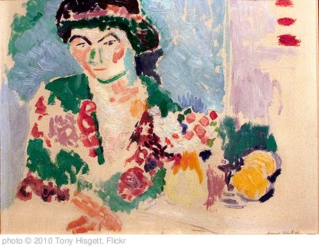 'Henri Matisse - Woman in a Kimono 1906' photo (c) 2010, Tony Hisgett - license: http://creativecommons.org/licenses/by/2.0/