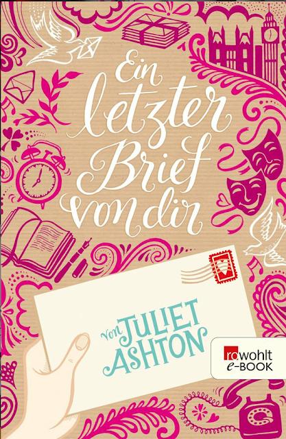 Juliet Ashton - Ein letzter Brief von dir