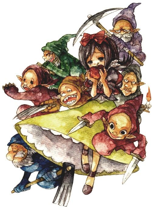 Fairy Tail Battle Royal - Snow White