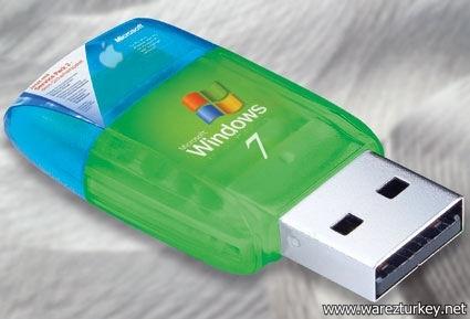 Windows 7 - Usb ile Format Atma Resimli Anlatım