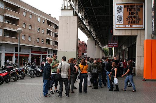 Barcelona tattoo show 2008