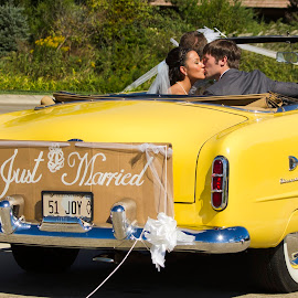 Just Married by Sue Matsunaga - Novices Only Street & Candid