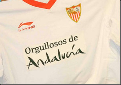Orgullosos de Andalucia