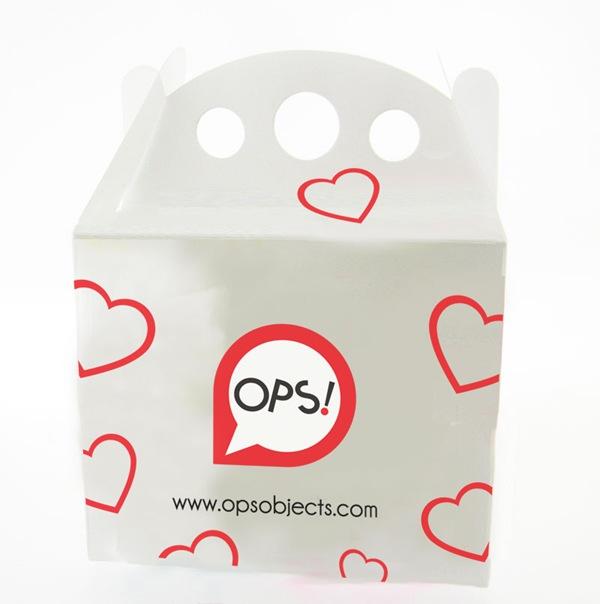 OPS! shopper San Valentino