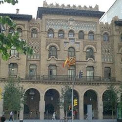 23.- Neomudéjar. Palacio de correos de Zaragoza