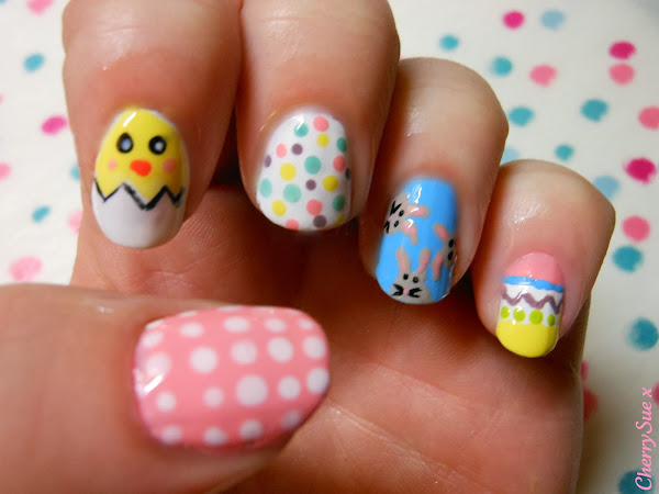 Easter Easter Designs For Nails