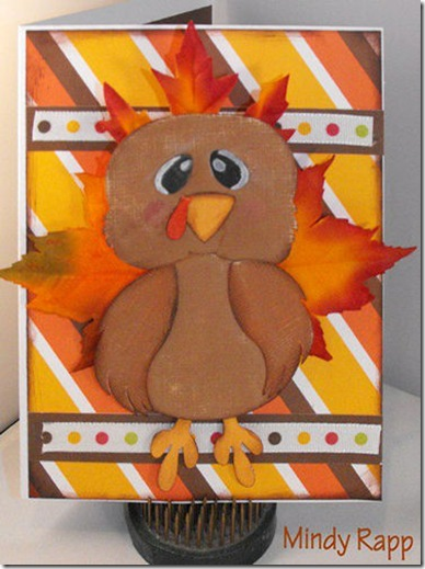 mindy turkey feather 500