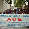 Les élèves du Congo Brazzaville