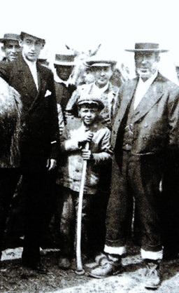 Joselito, Rafael y Eduardo Miura (2)