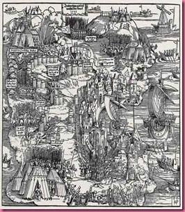 Foto Rodi Cartina Antica 1