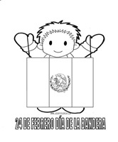 diadelaebandera MEXICO 71 1 1