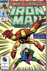 P00127 - El Invencible Iron Man #251