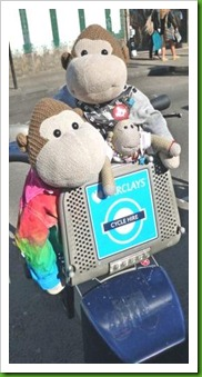Boris's Bikes Brick Lane