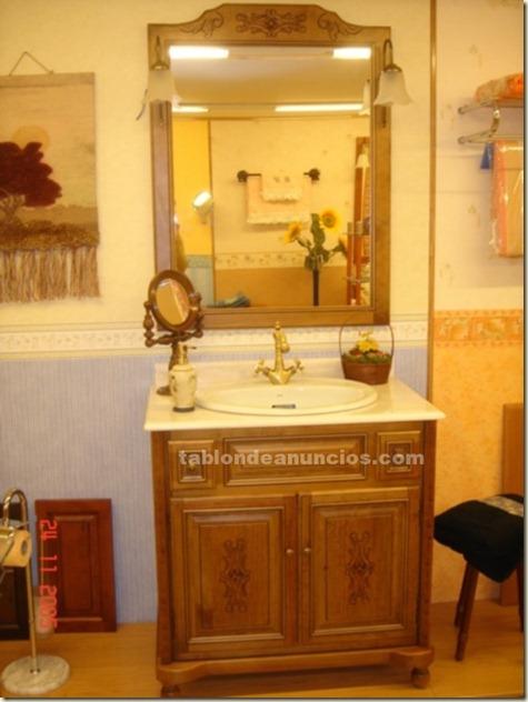 muebles de baños rusticos2