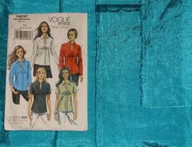 Vogue Tute 01
