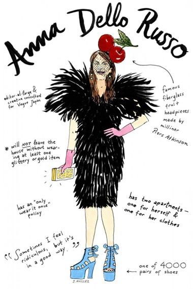 editora anna dello estilo moda