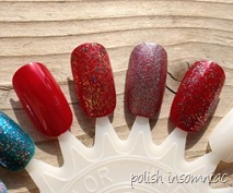 Nicole by OPI Khardashian Kolors Holiday Glitter and Shimmer 5