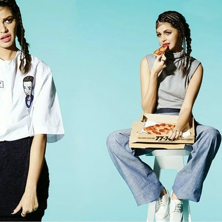 Janine Gutierrez for Scout March 2015