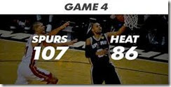 Spurs Heat Game