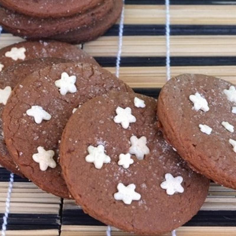 Μπισκότα με αστεράκια