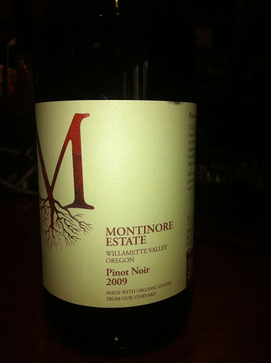 Montinore Estate Pinot Noir 2009, 750ml, $21.00