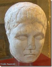 Busto romano - Museo Diocesano - Huesca
