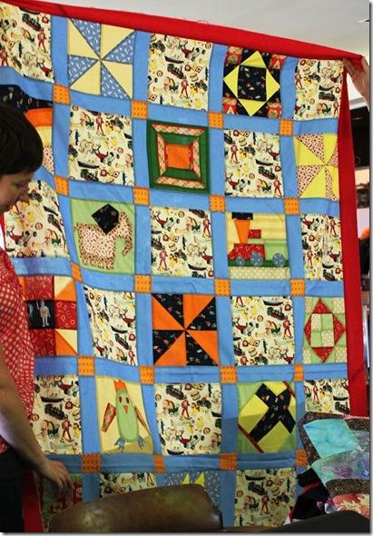 Leslie's quilt