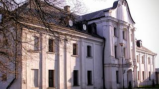 Pałac Biskupi w Drohiczynie