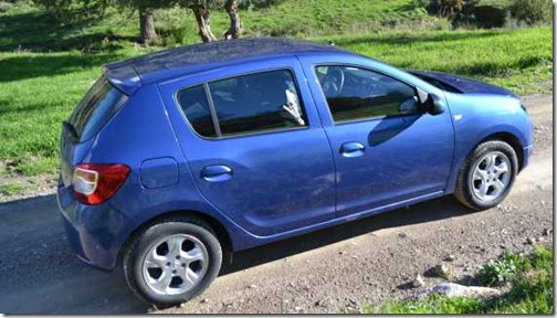 Dacia Sandero en Stepway rij-impressie 01