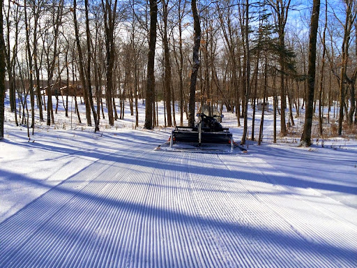 Finishing up on Sukkerbusk. Most of Sukkerbusk in good early season condition. Few more inches and we can set some tracks in select segments.