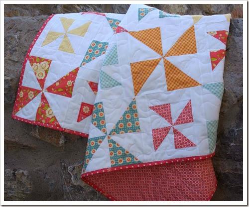 Pretty Pinwheels 4
