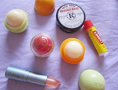 lip balm collection 2013, bitsandtreats