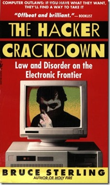 Capa The Hacker Crackdown