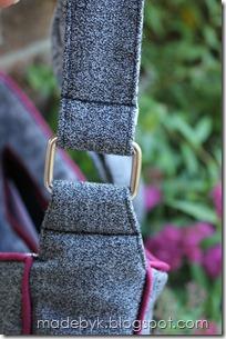 BagK strap hardware