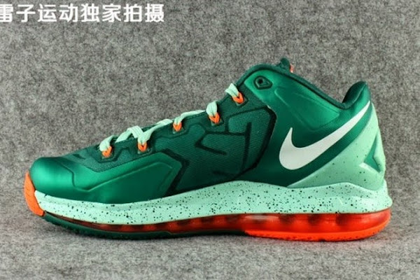 Upcoming Nike LeBron 11 Low 8220Biscayne8221 Release Date